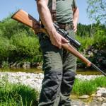Anschütz-Gewinnspiel im Rahmen der Messe Jagd und Angeln 2019